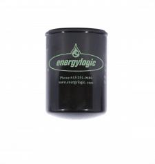 EnergyLogic specialized spin-on waste oil filter