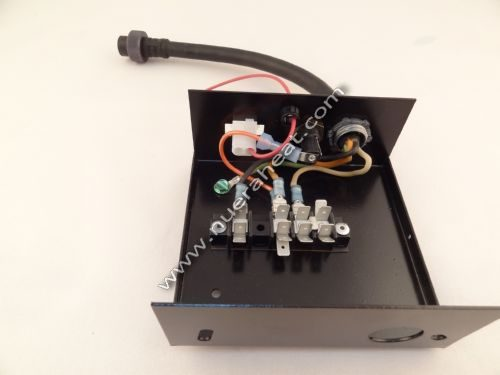 EnergyLogic Burner Assembly Burner Wiring Box Complete 04000106