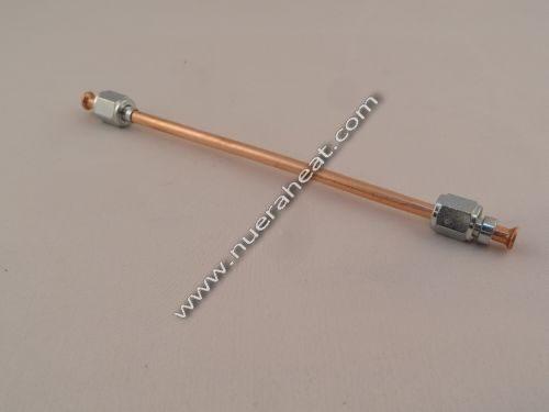 EnergyLogic Burner Assembly fuel air copper line 05000038