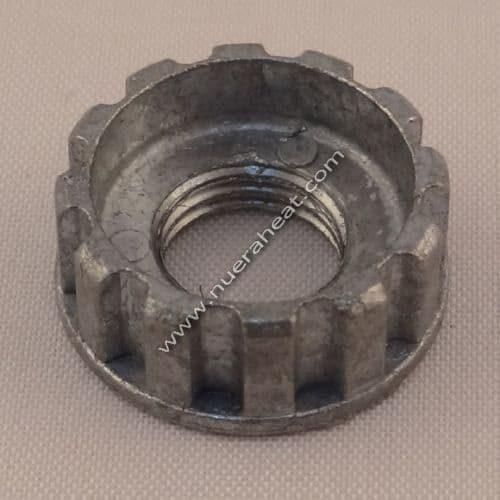 "EnergyLogic Burner Assembly Knurled Nut 3/8"" x 24 p/n 20410110"