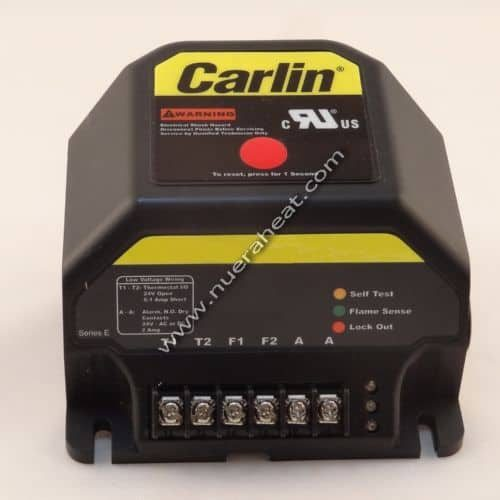 energy logic burner assembly primary control 05000135 carlin