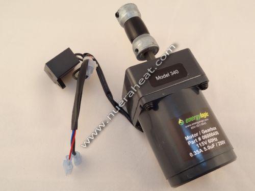 Energylogic Fuel Pump Motor Replacement Kit 340h P N