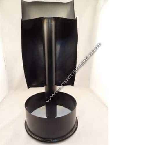 EnergyLogic Cabinet Assembly Drip Cap With Baffle 20333158