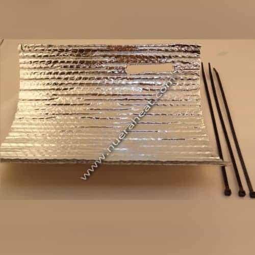EnergyLogic Preheater Assembly Preheater Insulation Foil-5000046