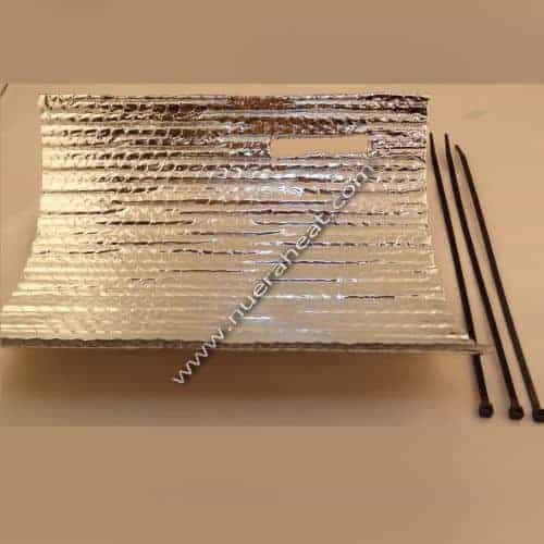 EnergyLogic Preheater Assembly Preheater Insulation Foil-5000047